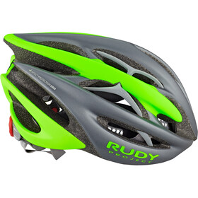 Rudy Project Sterling + Helmet titanium - lime fluo matte